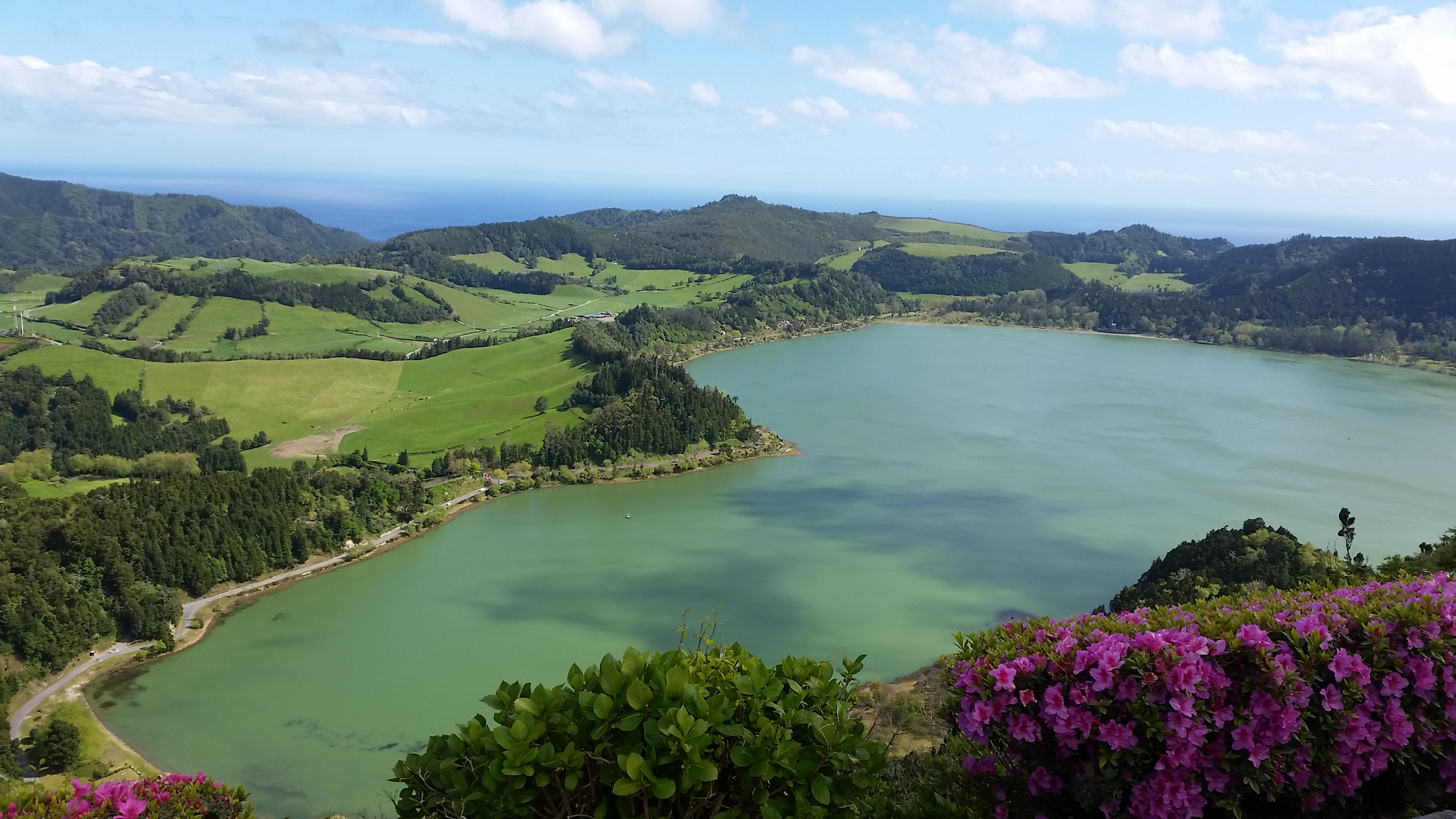 Tour # 5 - Furnas Lake & Hot Springs